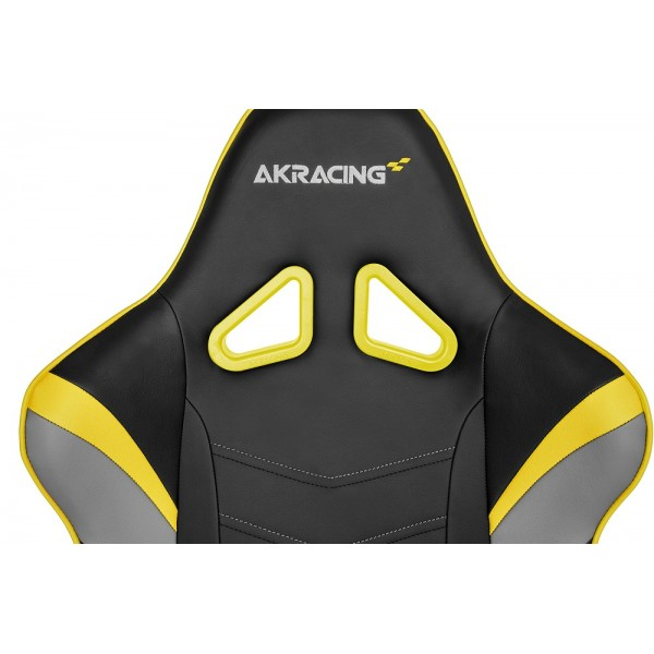 AKRacing Overture Black Yellow