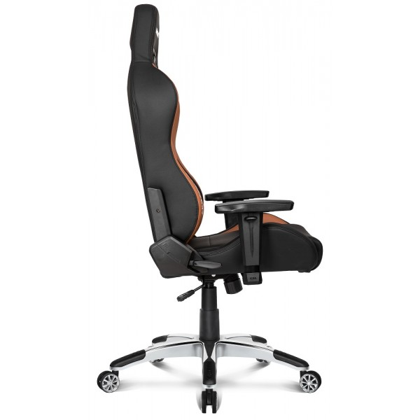 AKRacing Premium Black Brown