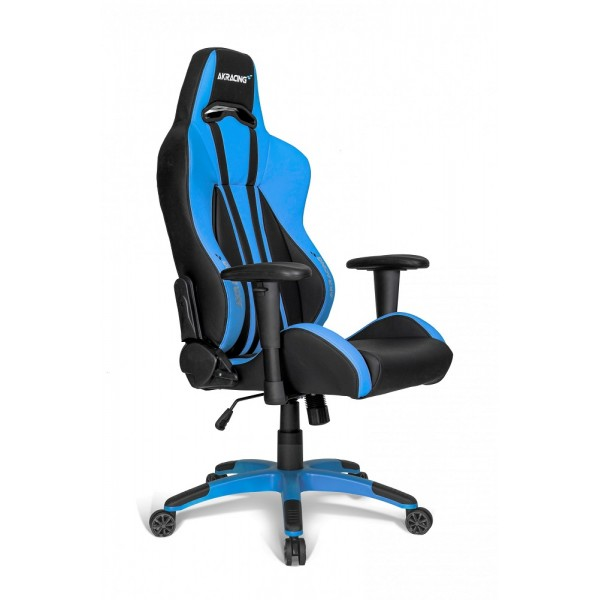 AKRacing Premium Plus Black Blue