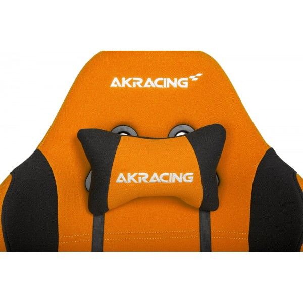 AKRacing PRIME Black Orange