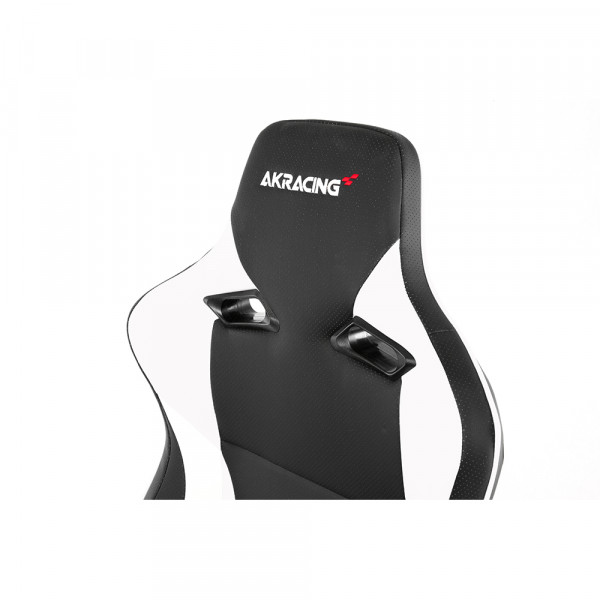 AKRacing Pro Black White