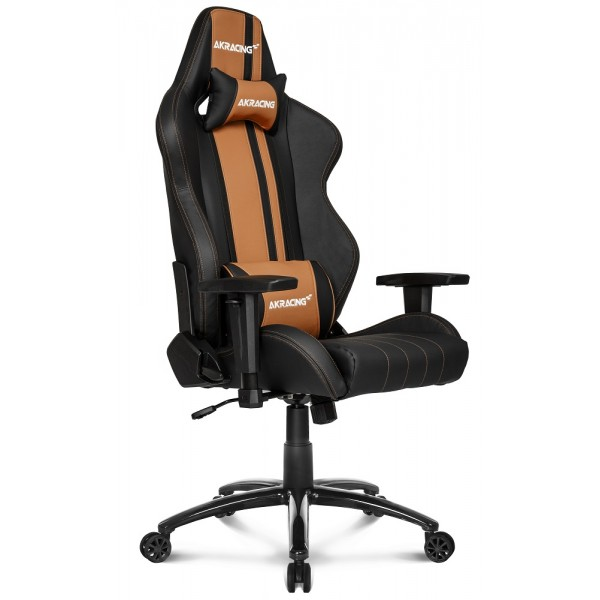 AKRacing Rush Black Brown