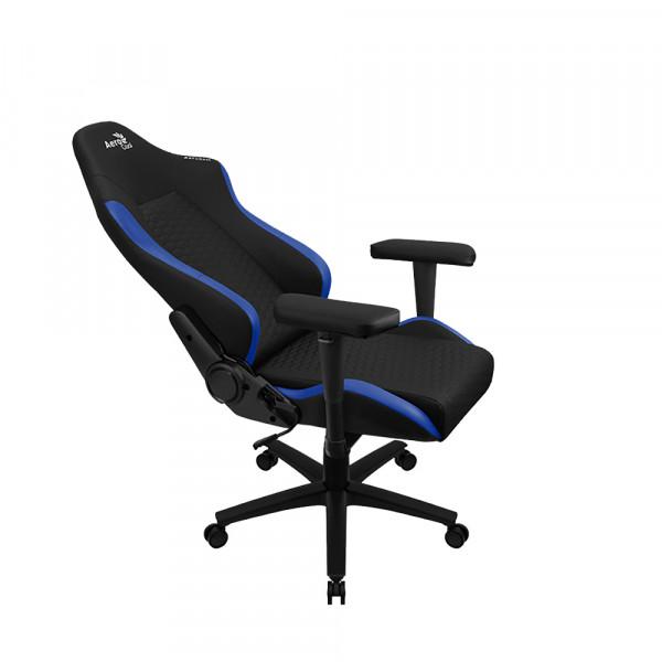Aerocool Crown Leatherette Black Blue