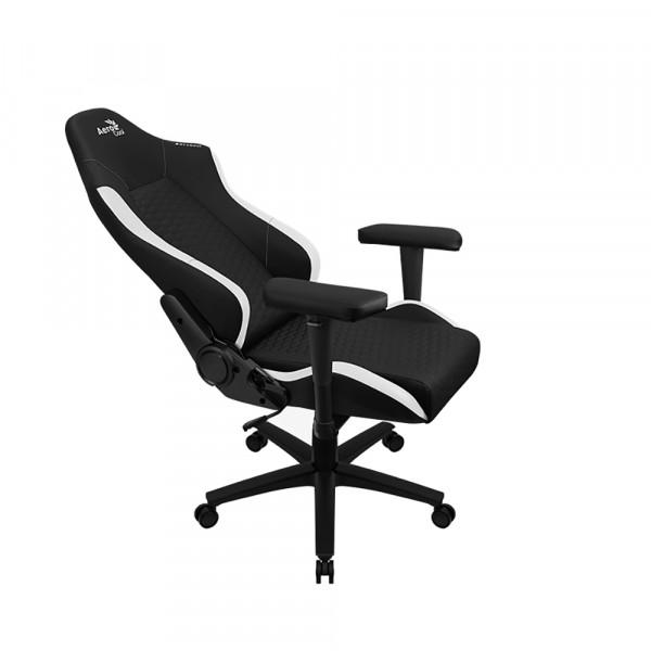 Aerocool Crown Leatherette Black White
