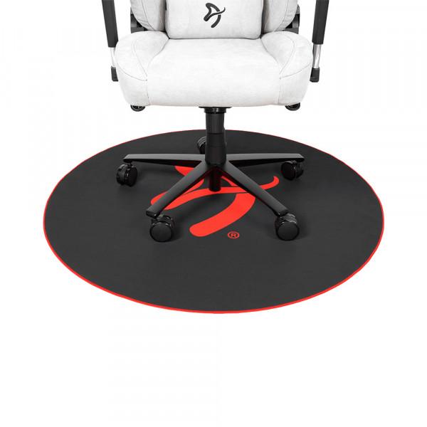 Arozzi ZONA Floor Pad Black Red