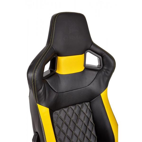 Corsair T1 RACE Black/Yellow