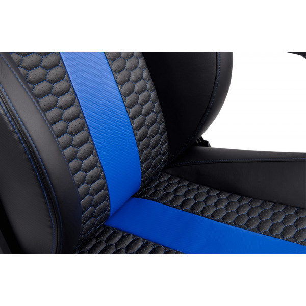 Corsair T2 Road Warrior Black/Blue