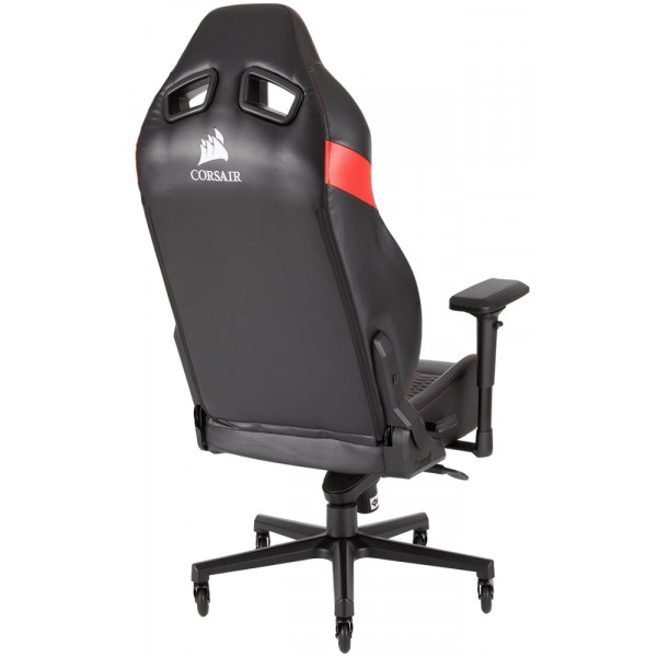 Corsair T2 Road Warrior Black/Red
