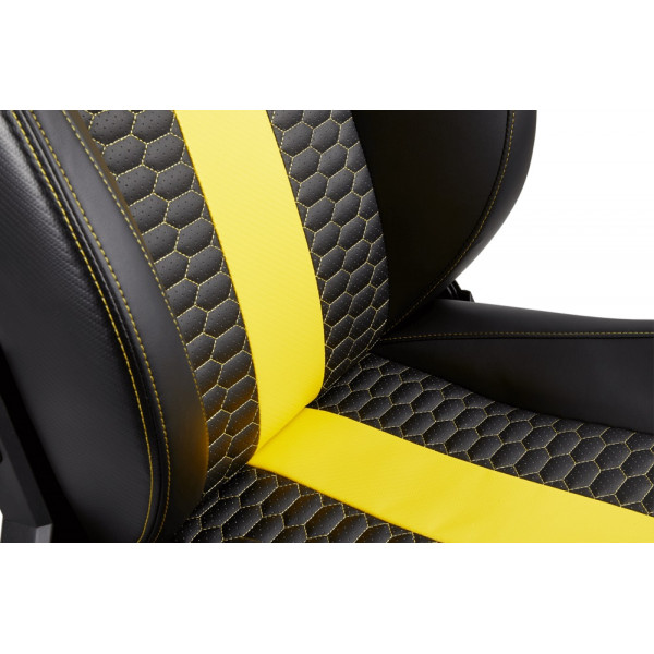 Corsair T2 Road Warrior Black/Yellow