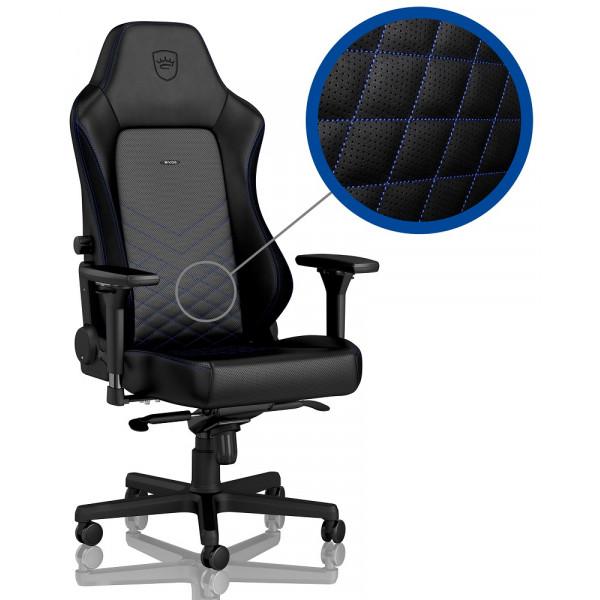 noblechairs HERO Black/Blue