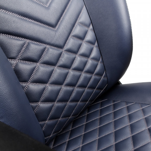 noblechairs ICON Real Leather Midnight Blue