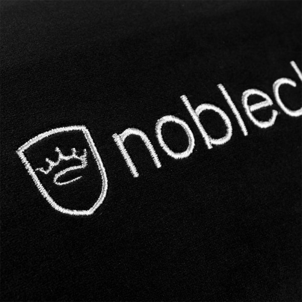 noblechairs Cushion Set Black/White