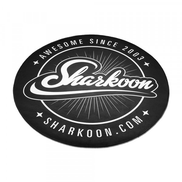Sharkoon Floor Mat Black/White