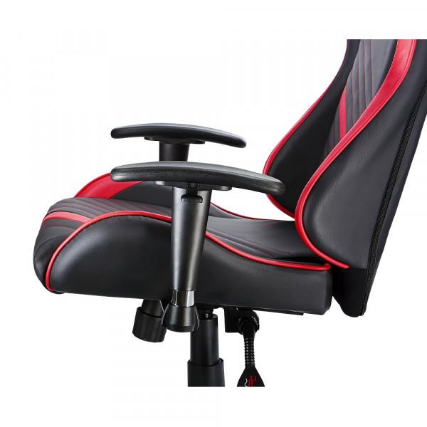 Tesoro Zone Speed F700 Black-Red