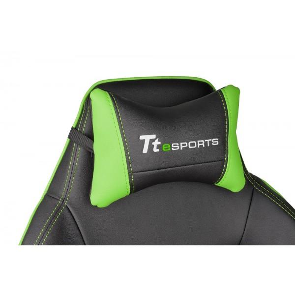 Tt eSPORTS GT Comfort GTC 500 black/green