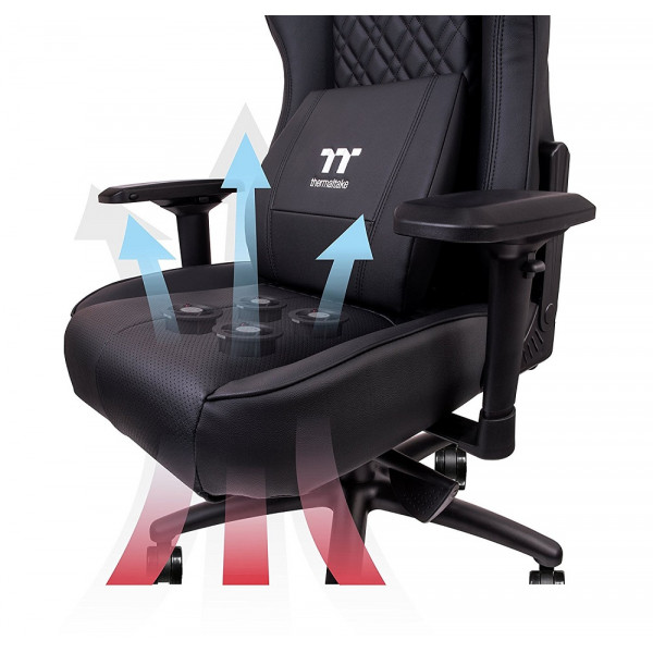 Tt eSPORTS X Comfort Air Black