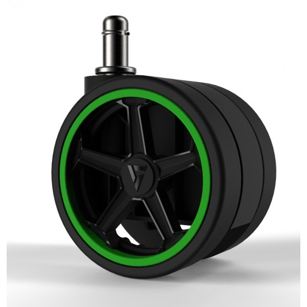 Vertagear Racing P-Line PL6000 Black Green