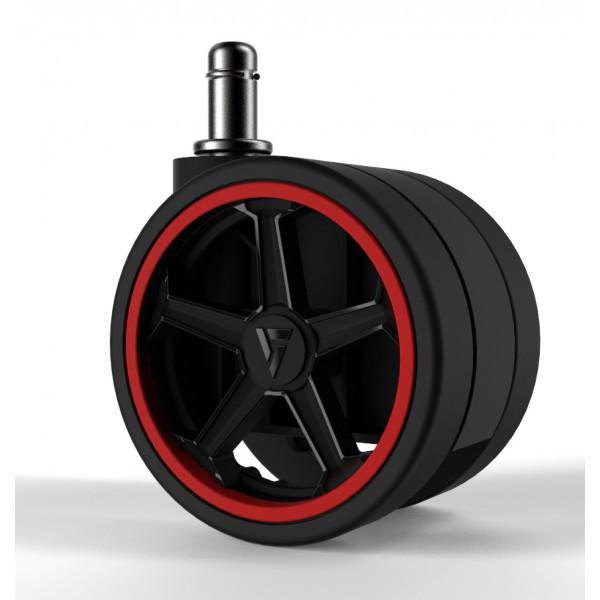 Vertagear Racing P-Line PL6000 Black Red