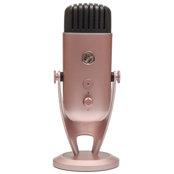 Arozzi Colonna Microphone Rose Gold