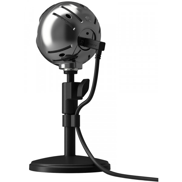 Arozzi Sfera Microphone Chrome