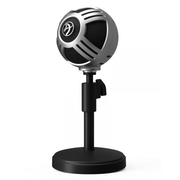 Arozzi Sfera Pro Microphone Silver