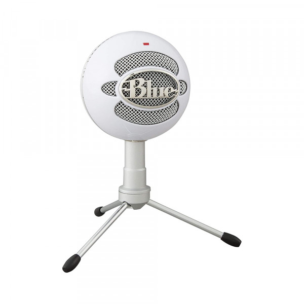 Blue Snowball iCE White