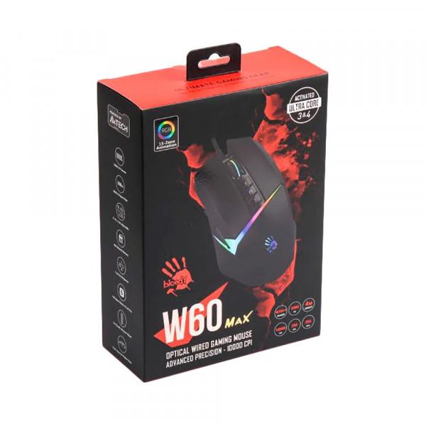 Bloody W60 Pro Stone Black