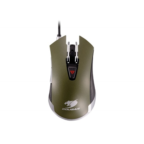 Cougar 530M Army Green USB