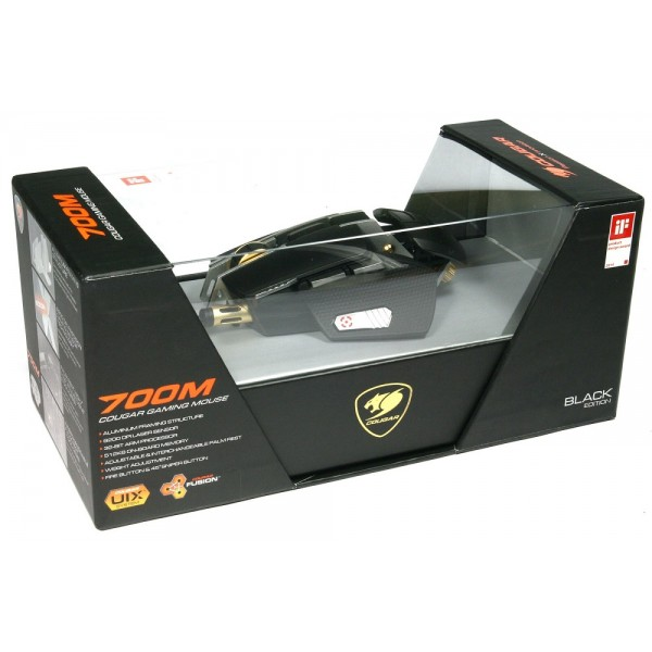 Cougar 700M Black USB