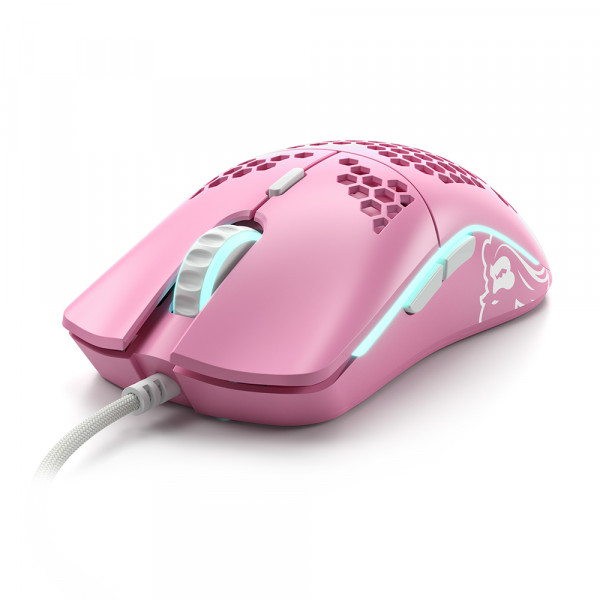 Glorious Model O- Matte Pink