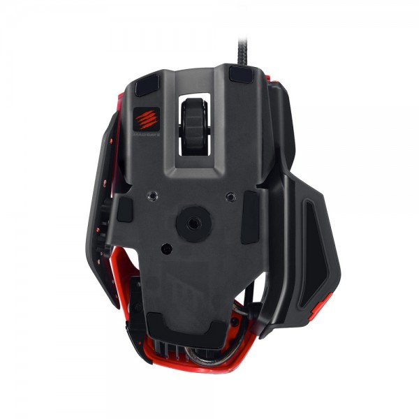 Mad Catz R.A.T. TE Gaming Mouse Red USB