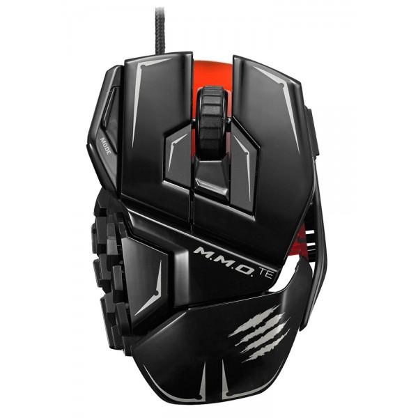 Mad Catz M.M.O. TE Gaming Mouse Gloss Black
