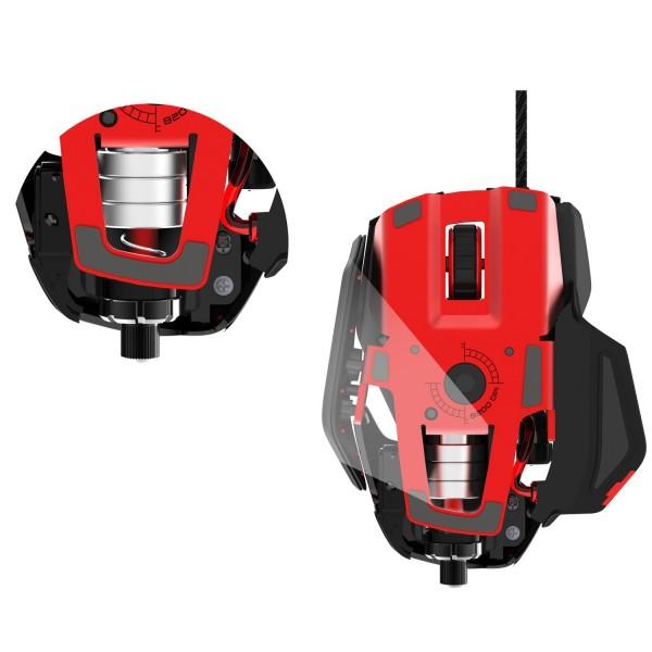 Mad Catz RAT 6 Black-Red