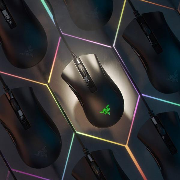 Razer DeathAdder V2 Mini + Mouse Grips