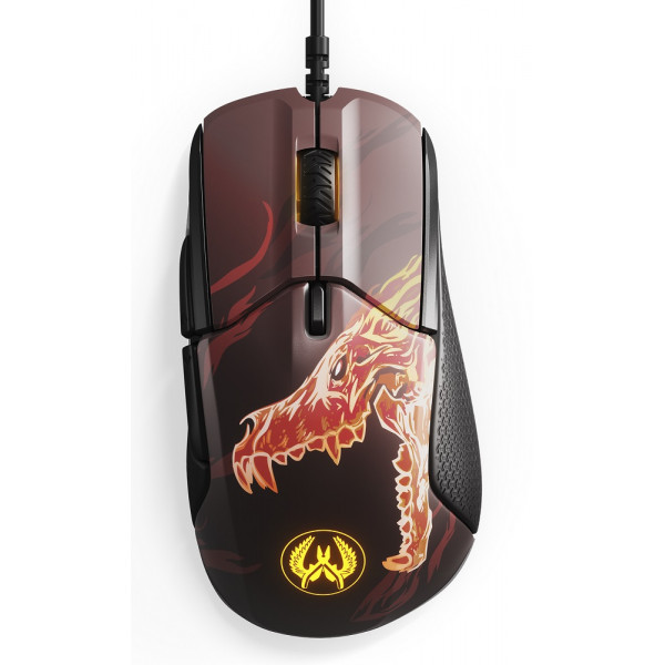 SteelSeries Rival 310 CS:GO Howl Edition