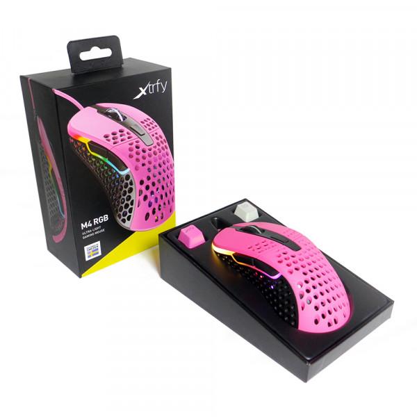 Xtrfy M4 Pink