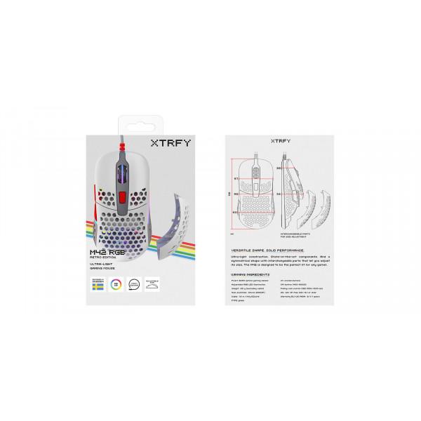Xtrfy M42 RGB Retro