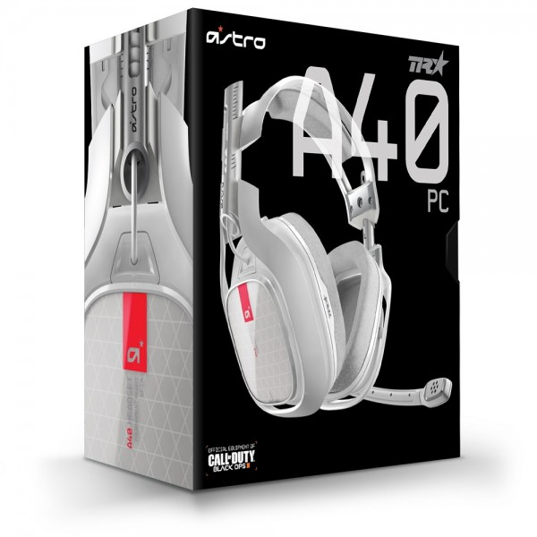 Astro Gaming A40 TR White