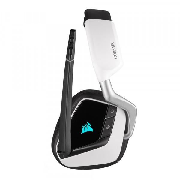 Corsair VOID RGB ELITE Wireless White