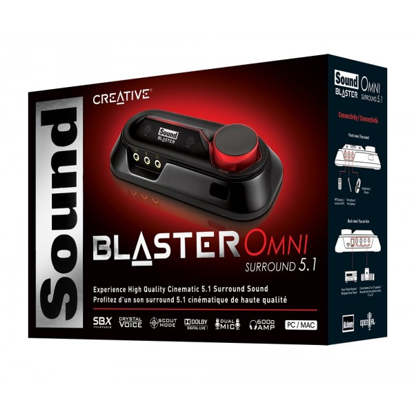 Creative Sound Blaster Omni Surround 5.1