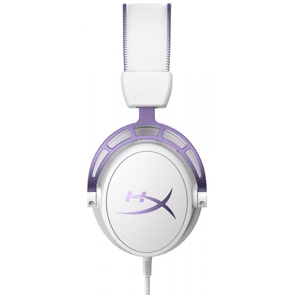 HyperX Cloud Alpha Purple Edition