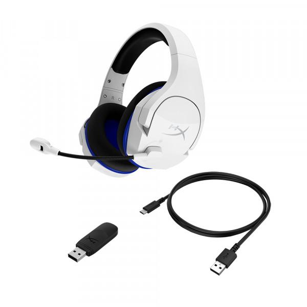 HyperX Cloud Stinger Core PS4/PS5 Edition White