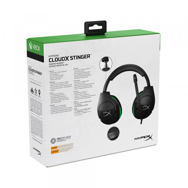 HyperX CloudX Stinger XBOX Edition