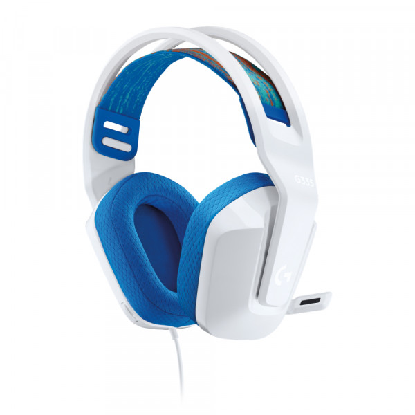 Logitech G335 White