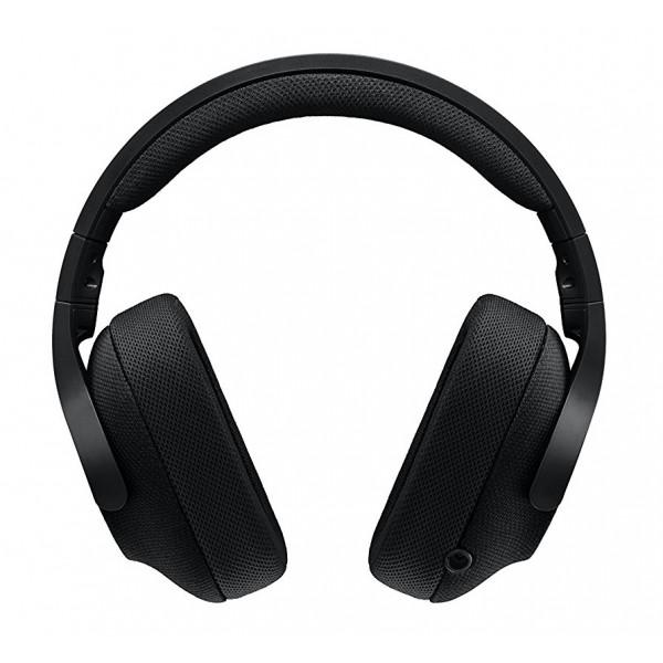 Logitech G433 7.1 Surround Sound Triple Black
