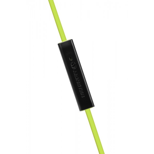 Monster iSport SuperSlim Wireless Green