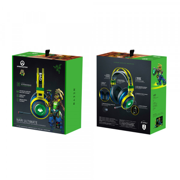 Razer Nari Ultimate Overwatch Lucio Edition