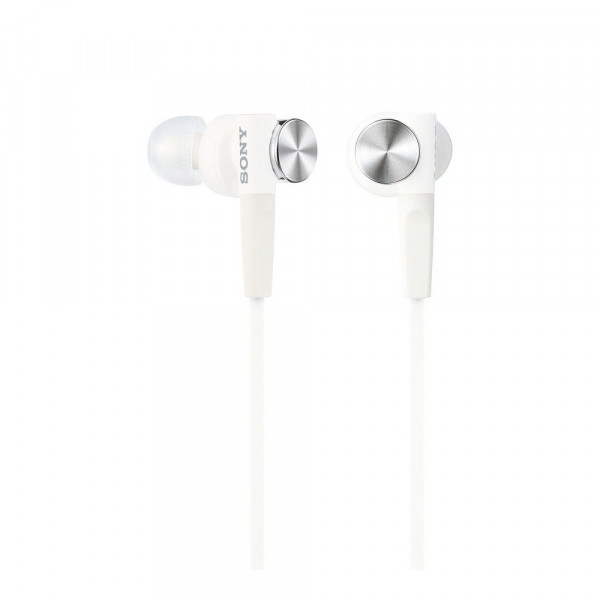 Sony MDR-XB50AP Extra Bass White