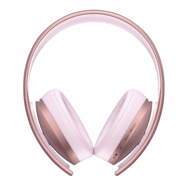 Sony PlayStation Gold Wireless Headset Rose Gold