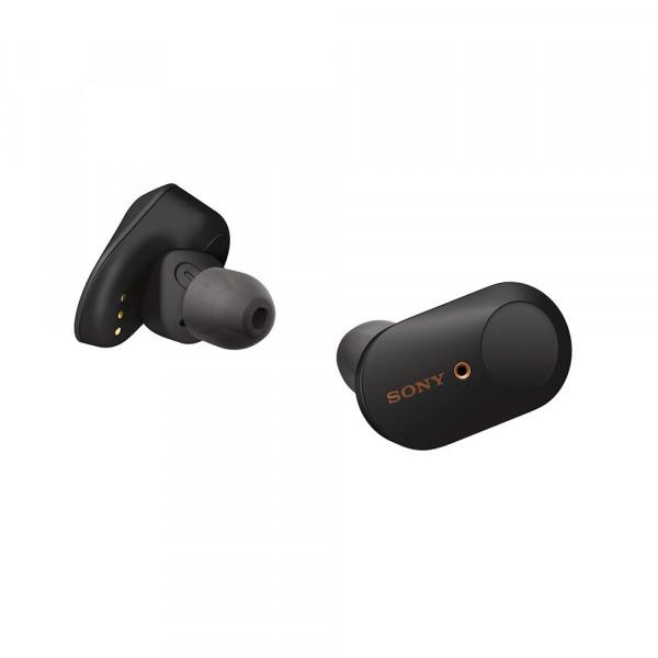Sony WF-1000XM3 Noise Canceling Black
